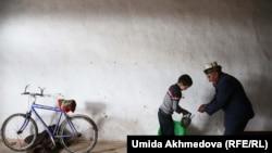 Узбекистанские казахи.