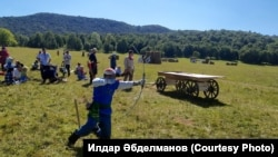 Ук ату бәйгесе