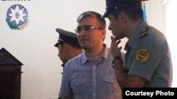 Ильгар Мамедов в суде. Архивное фото