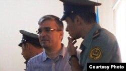 Ильгар Мамедов в суде, 20 сентября 2013
