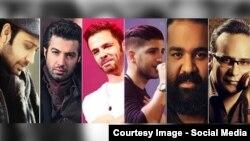 شهرام شکوهی، رضا صادقی، زامیار و سیروان خسروی، سعید مدرس و محسن چاووشی از جمله خوانندگانی که گفته میشود دچار ممنوعیت از فعالیت شدهاند