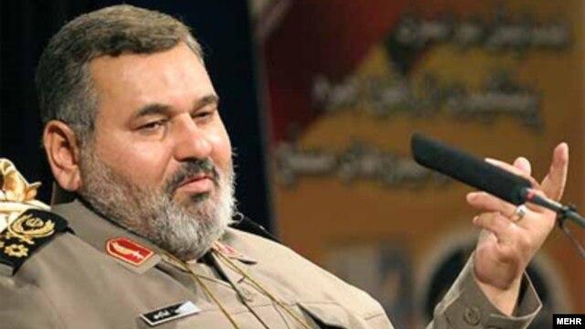 حسن فیروزآبادی، رئیس ستاد کل نیروهای مسلح ایران