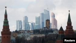 Оьрсийчоь -- Кремл, Москва сити а