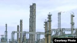 Rafinerija Sisak