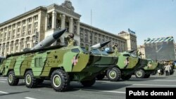 Військовий парад до Дня Незалежності України, Київ, 24 серпня 2014 року
