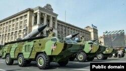 Військовий парад до Дня Незалежності України, 24 серпня 2014 року