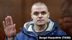 Сергей Суровцев в суде