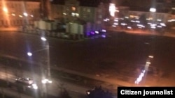 Gunbattle In Grozny