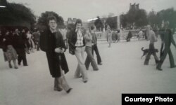 Париж, 1977 год. Фотография Юозаса Будрайтиса