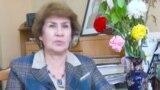 Тажикстандын Эл акыны Гүлрухсор Сафиева. 2017-жыл.