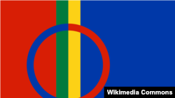 Флаг саамов