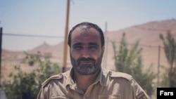 Farhad Dabirian, an senior officer of Iran's Revolutionary Guard. FILE PHOTO