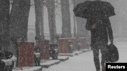 Напередодні в «Укравтодорі» попереджали, що складні погодні умови можуть призвести до порушення руху транспорту