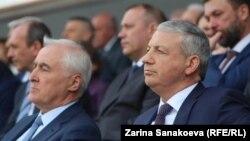 Глава Северной Осетии во время президентских выборов в Южной Осетии открыто поддерживал бывшего президента Леонида Тибилова