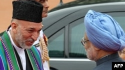 Indian Prime Minister Manmohan Singh and his Afghan counterpart Hamid Karzai will meet in New Delhi today