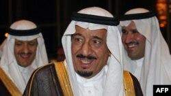 ملک سلمان جایگزین ملک عبدالله شده است