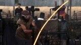 Afghan laborers work at an iron factory in Jalalabad. (epa-EFE/Ghulamullah Habibi)