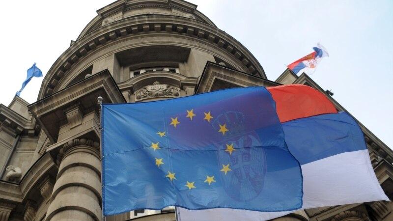 Slika EU u Srbiji u stalnom padu