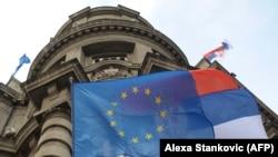 Clădirea guvernului de la Belgrad