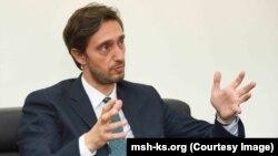 Ministri i Shëndetësisë, Uran Ismaili