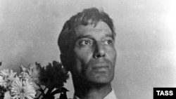 Novelist and poet Boris Pasternak, pictured in 1948