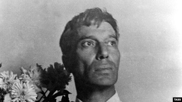 Novelist and poet Boris Pasternak, pictured in 1948