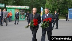 Русия премьеры Владимир Путин һәм Татарстан республикасы президенты Рөстәм Миңнеханов