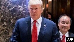 دونالد ترمپ رئیس جمهور منتخب امریکا