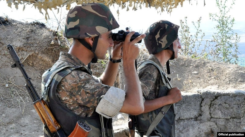Հայ դիրքապահների ուղղությամբ արձակվել է ավելի քան 300 կրակոց