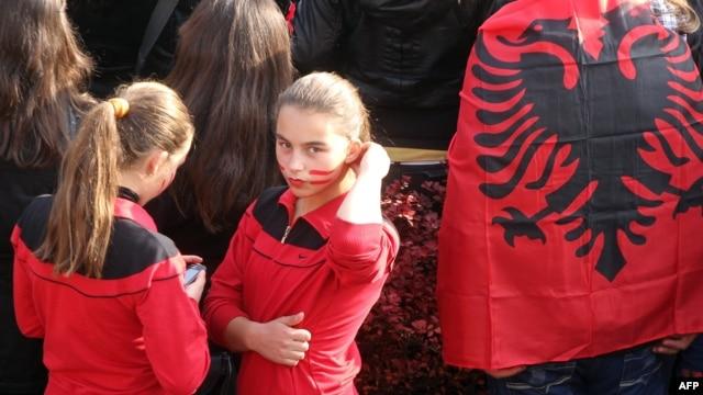 Dan zastave u Bujanovcu, 27. novembar 2012.