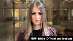 Dijana Hrkalović, bivša državna sekretarka u Ministarstvu unutrašnjih poslova, saslušana je u policiji. Njen advokat je izjavio da joj nisu postavljana pitanja o slučaju Belivuk.