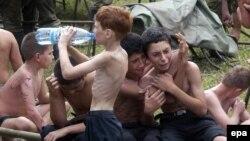 Beslan: Three Days Of Terror