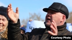 Гражданский активист из Барнаула Виктор Рау