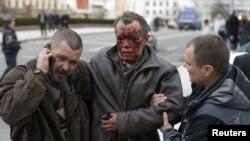 Теракт в минском метро унес жизни не менее 12 человек