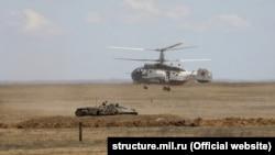 Учения с подразделениями армейского корпуса Черноморского флота. Крым, 9 июля 2020 года
