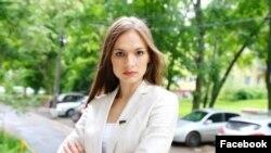 """Главнsq редактор издания """"Народный журналист"""" Ольга Ли"""