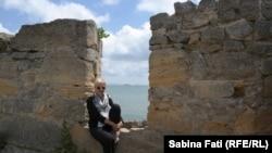 Kerci, Crimeea 2016: fortăreasa Yeni-Kale