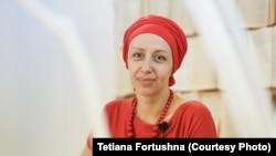 Tetyana Krukovets