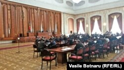 Parlamentul Republicii Moldova.