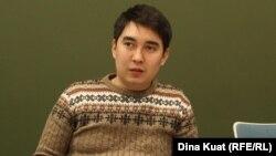 Арсен Құдабаев, Next.kz тәуелсіз бақылаушы ұйымын құрушы.