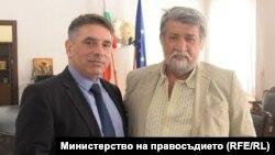 Данаил Кирилов и Вежди Рашидов се срещнаха на 20 август