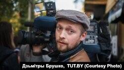 """Апэратар """"Белтэлерадыёкампаніі"""" Аляксандар Лукашкоў"""