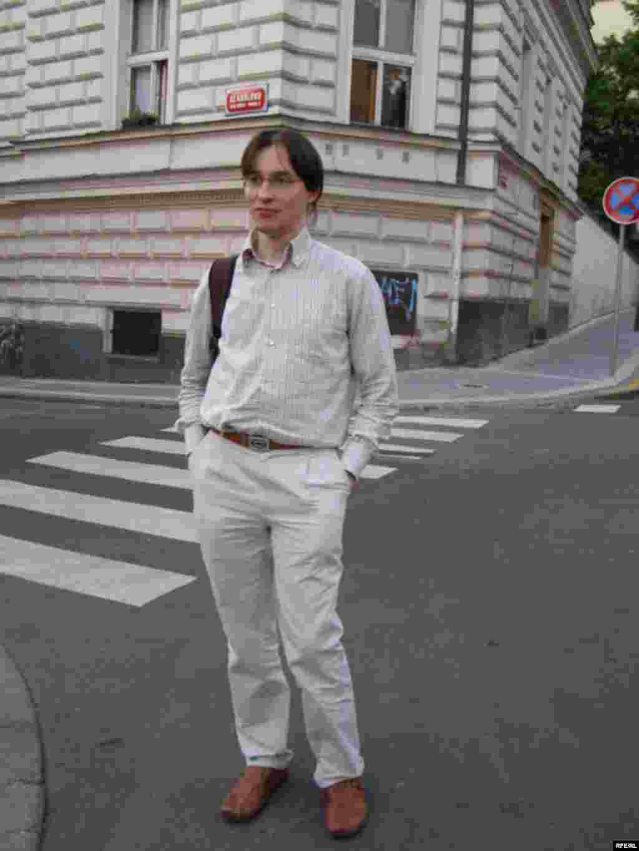 Уладзя Каткоўскі, 19.VI.1976 - 25.V.2007 #23