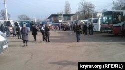 Автостанція Курортна