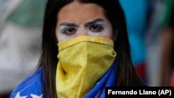 Протести у Венесуелі проти президента Мадуро – фоторепортаж