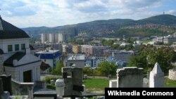 Jevrejsko groblje u Sarajevu