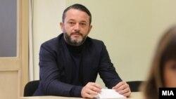 """Архивска фотографија: Јордан Орце Камчев во суд како сведок во случајот """"Рекет"""""""