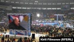 Владимиру Путину, возможно, удалось мобилизовать электорат, который не видит ему альтернативу