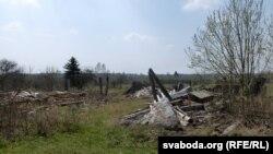 У вёсцы Слаўгарадзкага раёну з правам на адсяленьне
