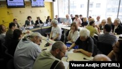 Politički forum u Beogradu, 30. maj 2012.